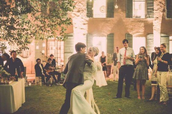 Notre sélection de musique d'ouverture de bal mariage
