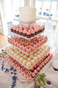 Petit gâteau buffet